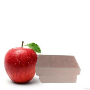 Apple Soap Base