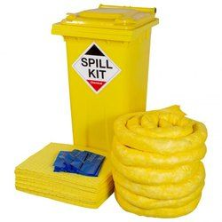 Hazmat Absorbents Kit