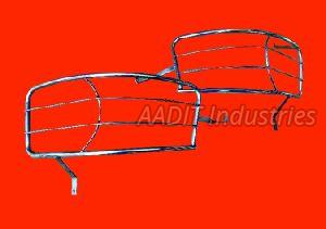 Bajaj Optima Headlight Grill Set