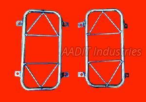Bajaj Optima Rear Indicator Grill Set
