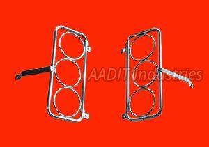 Piaggio Ape City Rear Indicator Grill Set