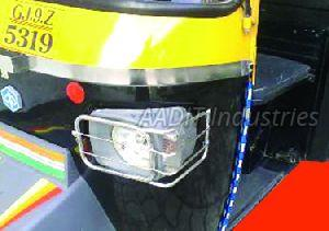 Piaggio Ape Extra Headlight Grill Set