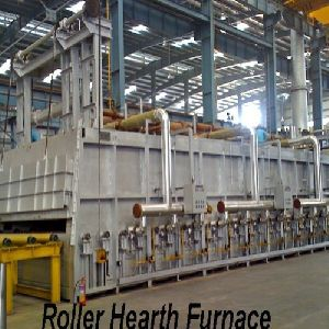 Roller Hearth Furnaces