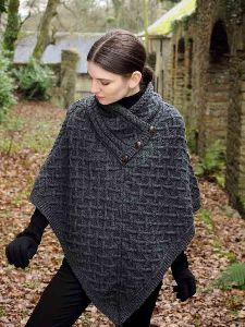 Woolen Poncho