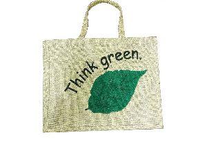 GAJB-001 Green Jute Bag