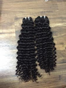 Afro curly Hair Extension