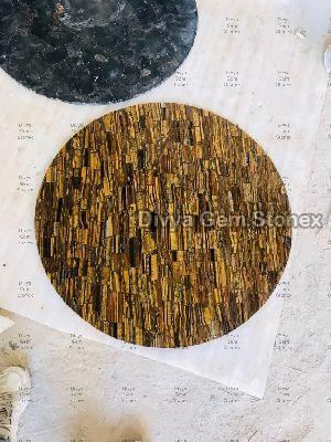 Tiger Eye Table Top 01