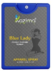 Blue Lady Pocket Perfume