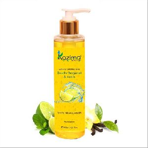 Breathe Bergamot & Vanilla Shower Gel