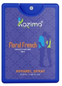 Floral French Pocket Perfume