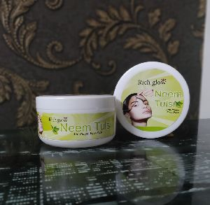 Neem Tulsi Anti Pimple Face Pack