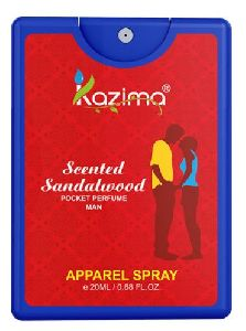 Scented Sandalwood Pocket Perfume