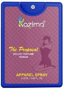The Proposal Pocket Perfume
