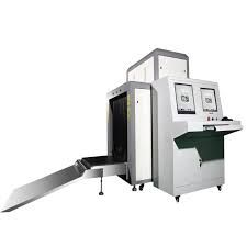 Baggage Scan Metal Detector