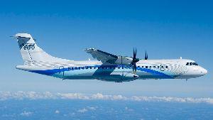 ATR 72-500 charter