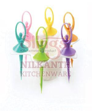 Dance Doll Fork Set