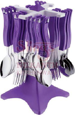 Swastic Cutlery Set