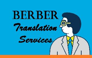Berber Translation Services