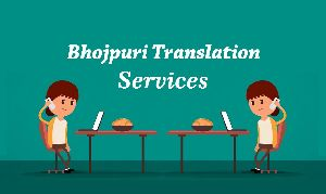 Bhojpuri Translation Services
