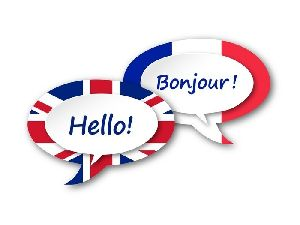 English to French Language Translation