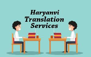 Haryanvi Translation Services