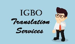 Igbo Translation Services