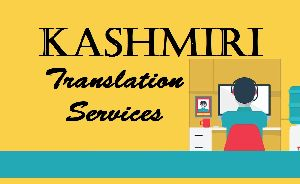 Kashmiri Translation Services