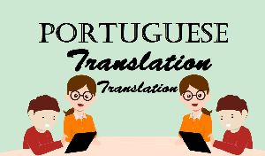 Portuguese Translation Services