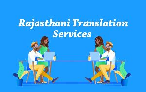 Rajasthani Translation Services