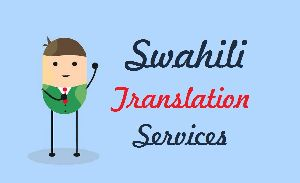 Swahili Translation Services