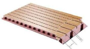 14/2 Wooden Grooved Acoustic Panel