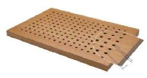 16/16/6 Wooden Perforated Acoustic Panels
