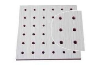 32/32/8 Wooden Perforated Acoustic Panels