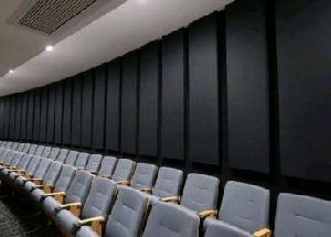 Stretched Fabric Panels
