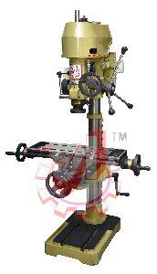 Milling Cum Drilling Machine 20mm Cap