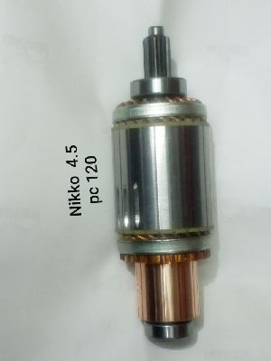 Nikko PC 120 Starter Armature