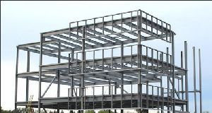 Mild Steel Fabricated Structure