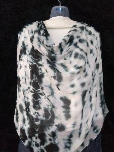 Tie & Dye Printed Scarf