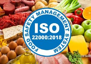ISO 22000: 2018 Certification