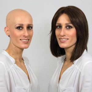 Cancer Patient Hair Wig