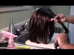 Wig Washing Service