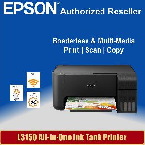 Epson All in One Ink Tank Printer