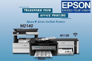 Epson M-Series Ecotank Printer