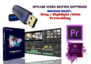 Offline Video Editing Software