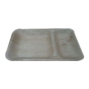 Areca Leaf Fancy Plate