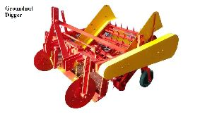 Groundnut Digger Machine