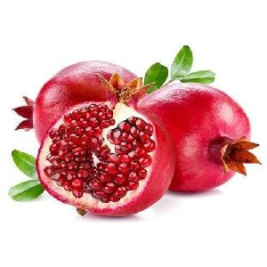 Fresh Indian Bhagwa Pomegranates