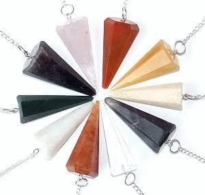 6 Facet Flat Pendulum