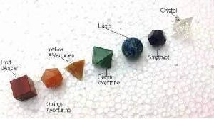 Chakra Geometric Set