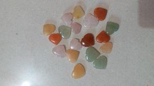 Stone Heart Pendant